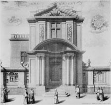 Old Ashmolean 1685