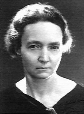 Irène Joliot-Curie (from the Wellcome Collection - Author: Harcourt)