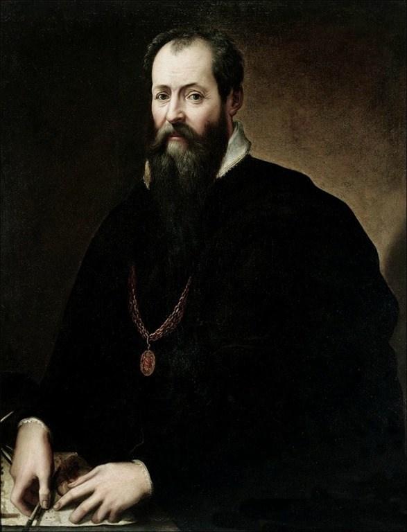 Portrait of Giorgio Vasari (1566-68)