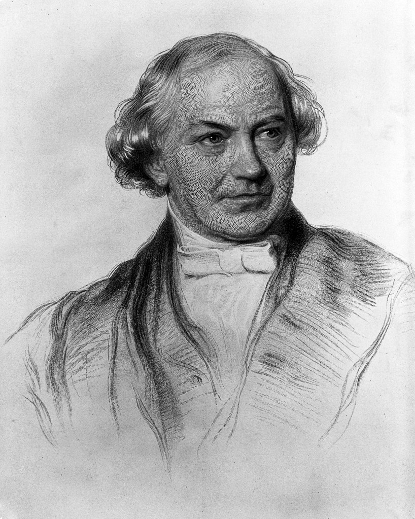 Portrait of William Whewell