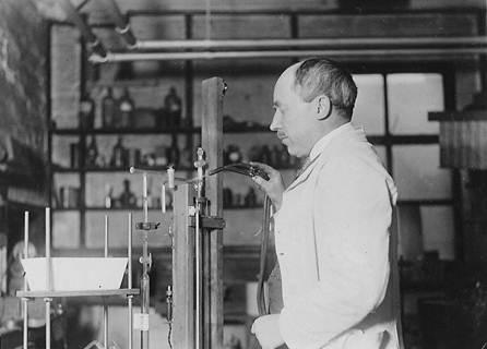 Otto Baumbach in 1928