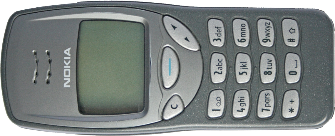 The Nokia 3210 was one of the most popular and successful phones in history